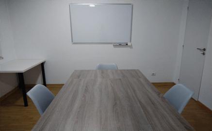 Escola Caravela - Sala de Aulas