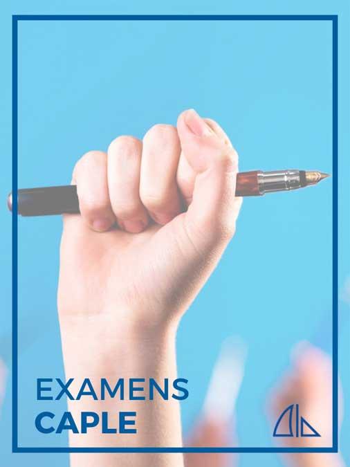 Examens de portugais CAPLE