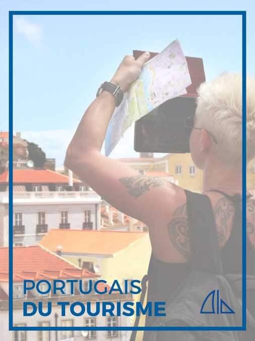 Formations spécifiques de Portugais - tourisme